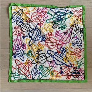 Vivienne Westwood petite scarf
